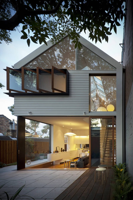 Architectures that perspire design with beauty!-Elliot Ripper's house